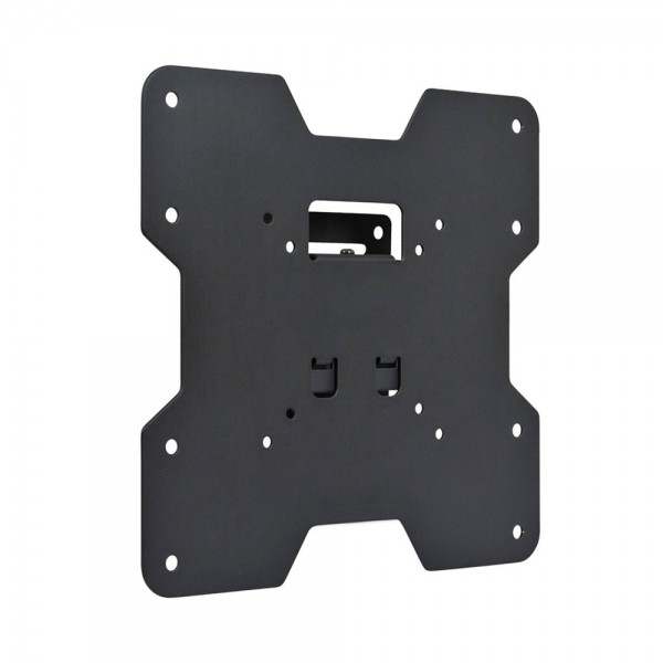 Monoprice Tilt TV Wall Mount Bracket - For TVs 24in to 37in, Max Weight 80lbs, VESA Patterns Up to 200x200, Concrete / Brick Only